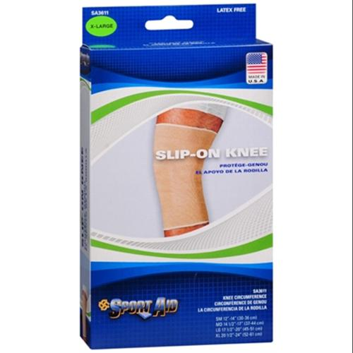 Sport Aid Knee Wrap Slip-On X-Large 1 Each (Pack of 6)