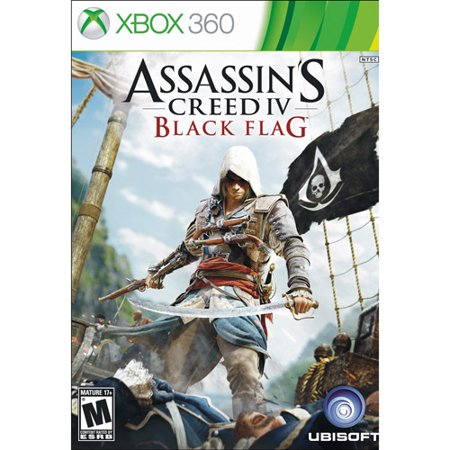 Assassin's Creed IV: Black Flag - Wal-Mart Exclusive (Xbox