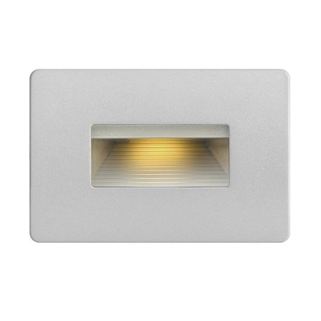 Hinkley Lighting 58508 1 Light 3 Height Ada Compliant Led Outdoor Step From The Luna Collection