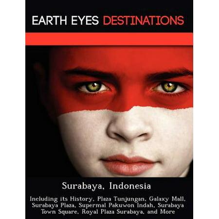 Surabaya, Indonesia : Including Its History, Plaza Tunjungan, Galaxy Mall, Surabaya Plaza, Supermal Pakuwon Indah, Surabaya Town Square, Royal Plaza Surabaya, and (The Square One Mall)