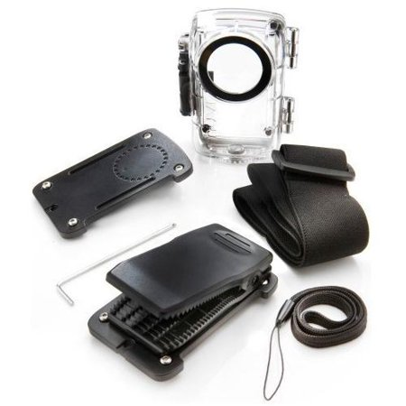Buy Now Veho Muvi Underwater Case for Camcorder – Water Proof – Lanyard Strap Before Special Offer Ends