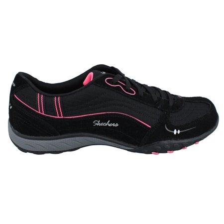 b8035ecf32fac Skechers - Women's Skechers, Breathe Easy Just Relax Lace up Sneaker -  Walmart.com
