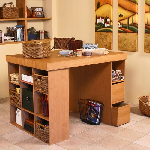 Venture Horizon VHZ Office Craft Table