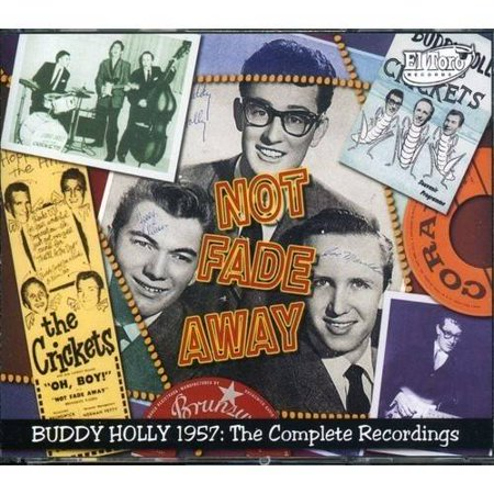 Not Fade Away   Buddy Holly 1957 The Complete Recordings  3 Discs