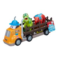 Kid Connection 3-Piece Dino Transporter Play Set