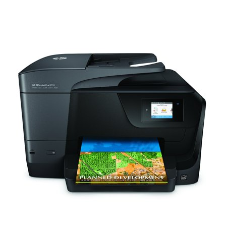 Hp Officejet Pro 8710 All In One Printer  Copy Fax Print Scan