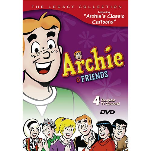 Archie's Classic Cartoons by