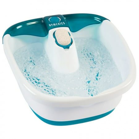 HoMedics Bubble Mate Foot Spa with Heat, FB-55 (The Best Foot Spa Massager)