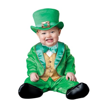 Infant Lil' Leprechaun Costume by Incharacter Costumes LLC 56006 - Leprechaun Costume Adult