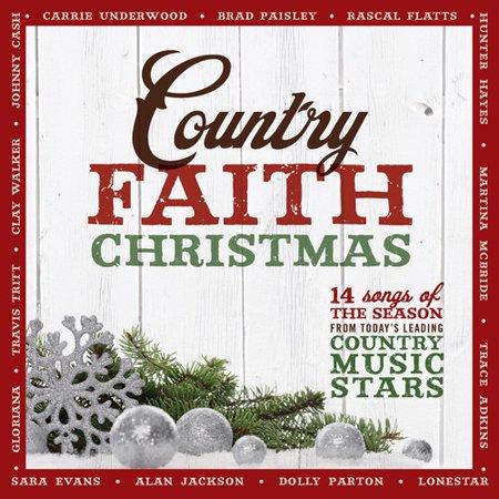 Country Faith Christmas (CD) ()
