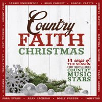 Country Faith Christmas (CD)
