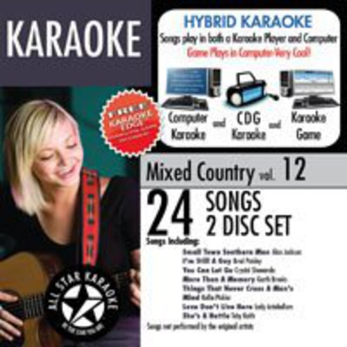 Mixed Country, Vol.12 (2CD)