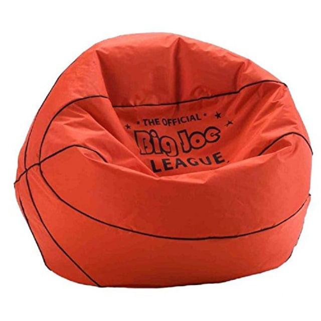 Comfort Research Big Joe Basketball Bean Bag Chair, Kids Bean Bags (1)