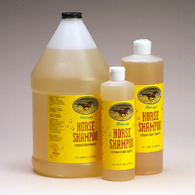 FIEBING'S THICK SCENTED CONCENTRATED HORSE SHAMPOO FOR MANE TAIL 32 OZ