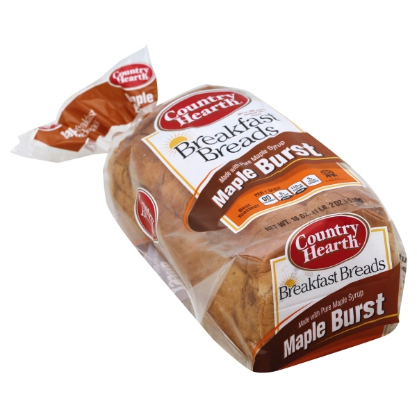Country Hearth County Hearth Maple Burst Bread