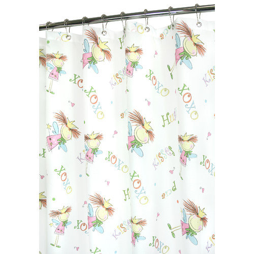 Watershed Prints Fairy Luv Shower Curtain