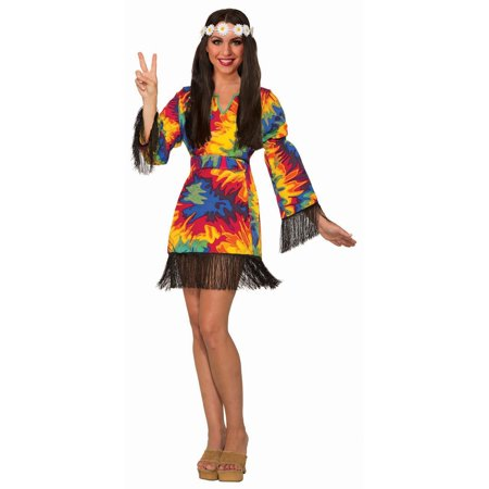 Dress Like Hippie Halloween (Halloween Hippie Tie Dye)