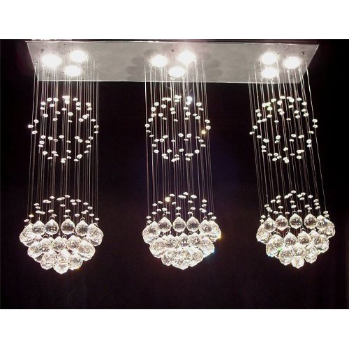 Harrison Lane T40-579 Chandelier by Gallery