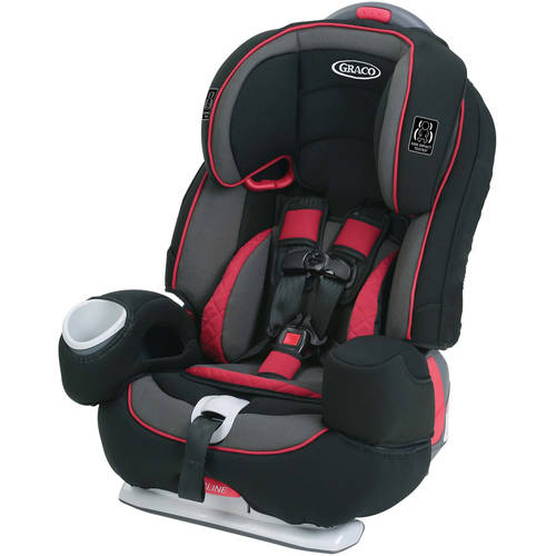 Graco Nautilus 80 Elite 3 - in - 1 Harness Booster Car Seat, Choose Your Color