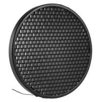 "Photo Studio 16.8cm 60 Degree Honeycomb Grid for 7"" Standard Reflector Diffuser Lamp Shade Dish"