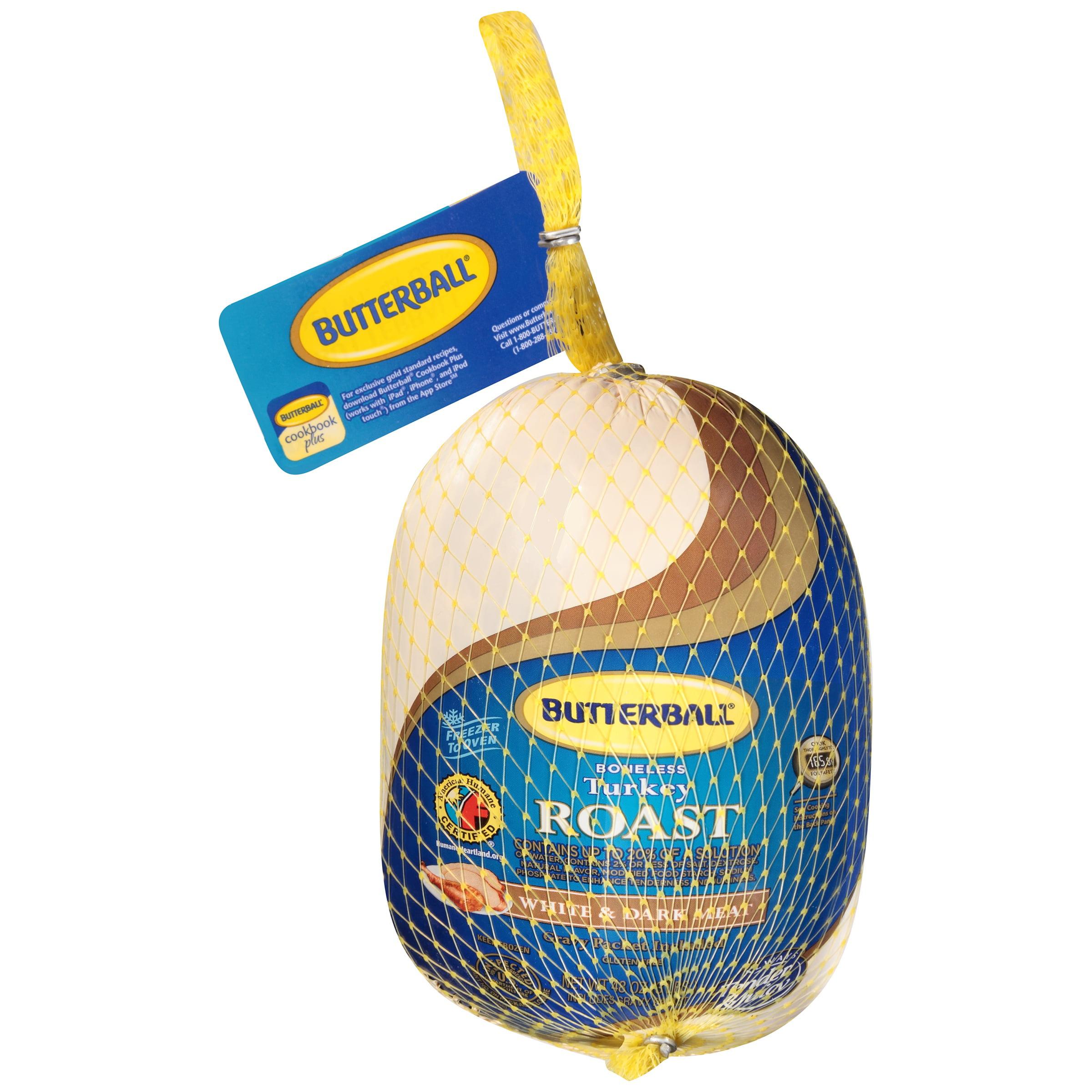Butterball White & Dark Meat Boneless Turkey Roast 48 oz. Bag by Butterball, LLC