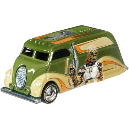 - Hot Wheels 51 GMC Coe Truck