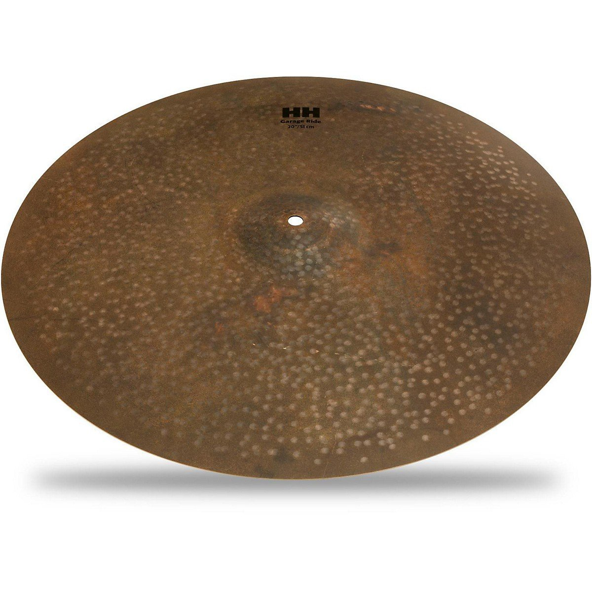 "Sabian 120102 HH Remastered 20"" Garage Ride Cymbal"