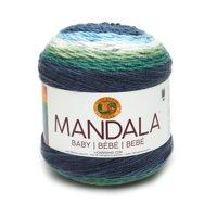 Lion Brand Yarn Mandala Baby Yarn, 590 Yd.