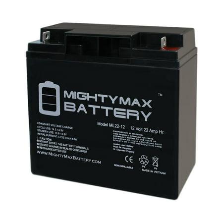 12V 22AH SLA Battery for Hill Billy Terrain Electric Trolley