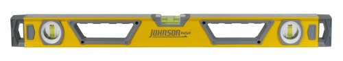 Johnson Level and Tool 1711-7200 72-Inch Professional Box Beam Level Non-Magnetic by Johnson Level & Tool