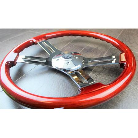 Steering Wheel & Hub Kit: 18