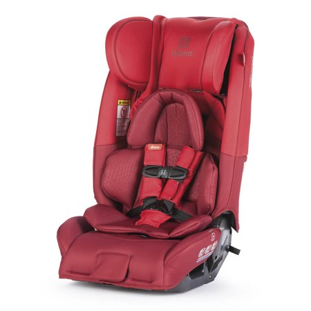 Diono Radian 3RXT Convertible Car Seat - Red - image 4 of 11