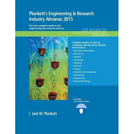 Plunketts Engineering   Research Industry Almanac 2015
