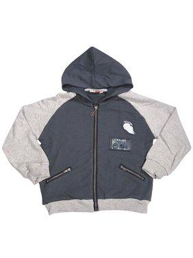 84ec3121bdb6 Product Image Wild Mango Toddler and Boys Sizes 2T - 8 Fashion Hoodie  Zip-Up Sweatshirt Jacket
