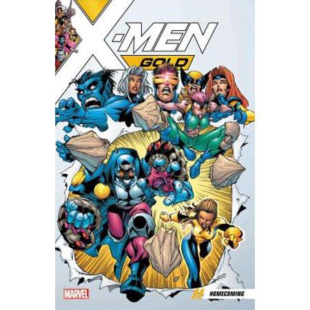 Mens Homecoming (X-Men Gold Vol. 0 :)