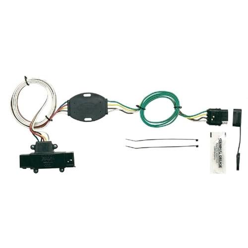 Hopkins Manufacturing Plug-in Simple Vehicle Wiring Kit 42455
