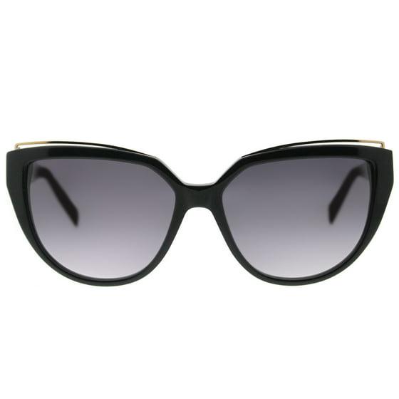 d1a2ba09a33 Balmain - Balmain BL2107 Sunglasses 02 Black - Walmart.com