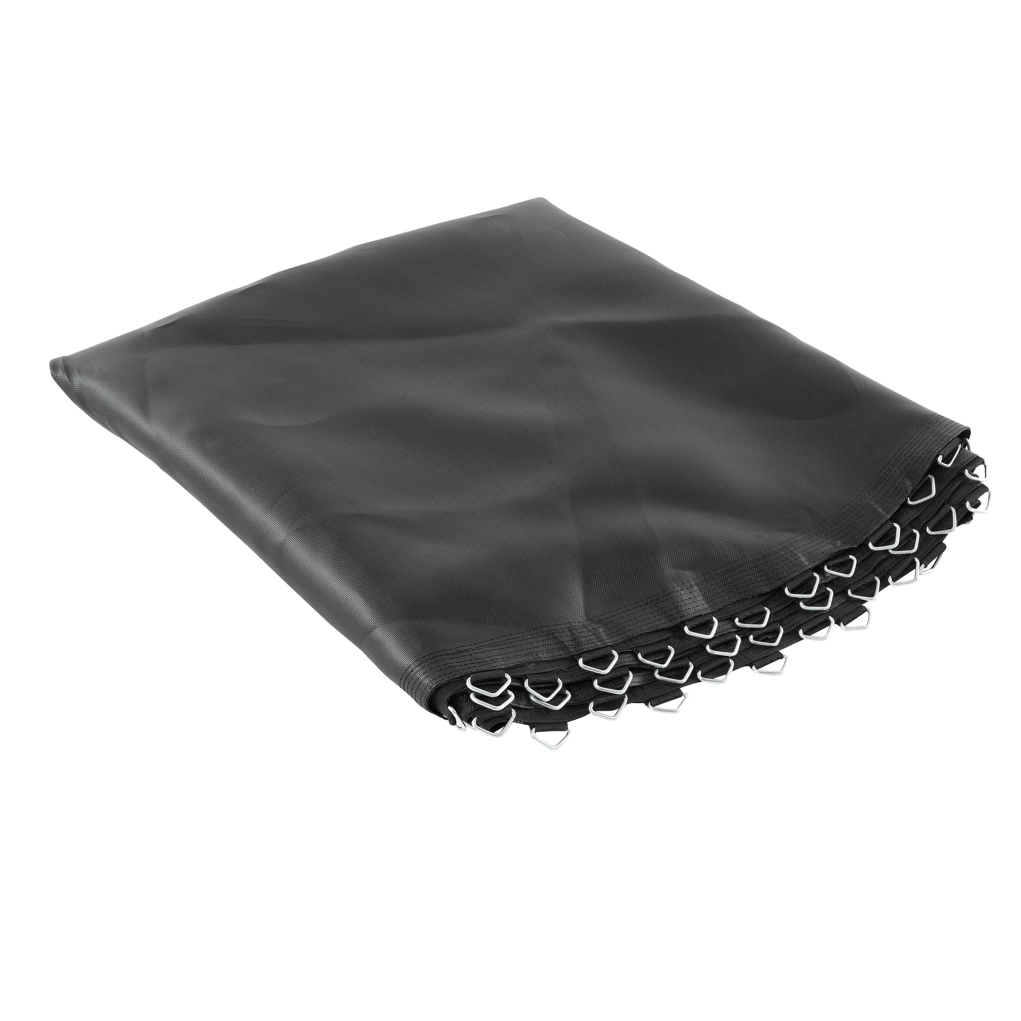 Zupapa Jumping Mat Replacement for 14 Ft Round Trampoline Frame UV Protection and 8 Stitch Lines More Durable 96 V Rings for 7 Inch Springs