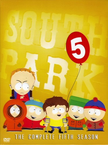 South Park: The Complete Fifth Season (DVD) by COMEDY CENTRAL