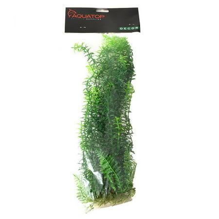 Aquatic Plant Supplement (Aquatop Aquatic Supplies-Anacharis Like Aquarium Plant- Green 12 Inch)