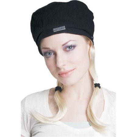 Dress Up America 262 Blonde Pigtails Halloween Costume Hat](Largest Halloween Store In America)