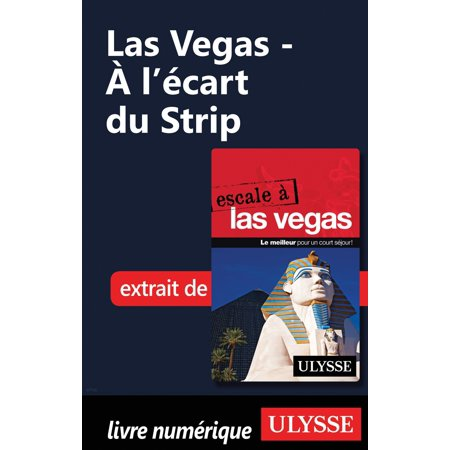 Las Vegas - À l'écart du Strip - eBook](Halloween Vegas Strip)