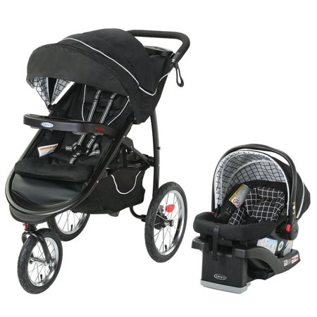 Graco - FastAction Click Connect Travel System - Colton - image 1 of 4