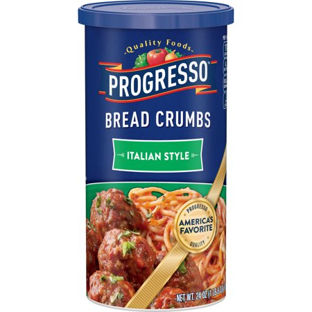 Progresso Panko Bread Crumbs - (2 Pack) Progresso Italian Style Bread Crumbs, 24 oz