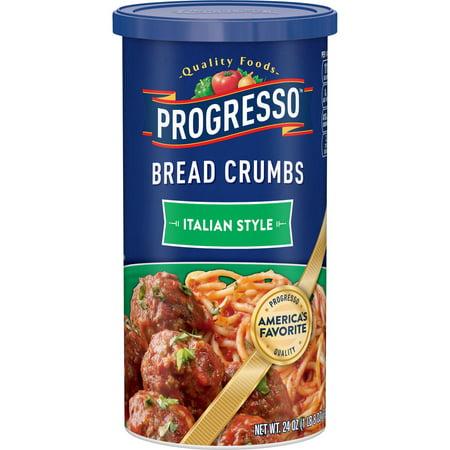 (2 Pack) Progresso Italian Style Bread Crumbs, 24 oz