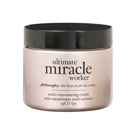 (Deal: 38% Off) Philosophy Ultimate Miracle Worker Multi-Rejuvenating Face Cream SPF 25