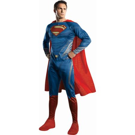 Man of Steel: Superman Adult Costume