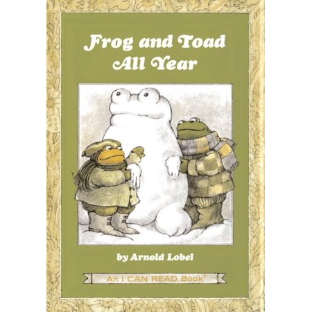I Can Read Level 2: Frog and Toad All Year (Hardcover)