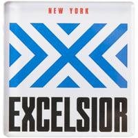 New York Excelsior Overwatch League Team Logo Die-Cut Magnet