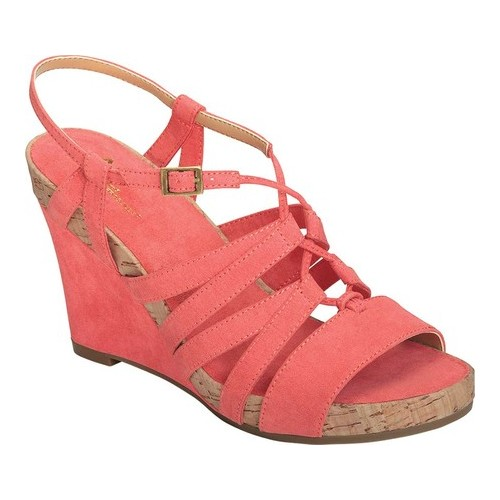 Women's A2 by Aerosoles Poppy Plush Strappy Sandal by A2 by Aerosoles